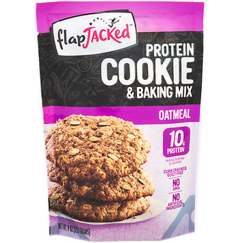 Flapjacked Oatmeal Protein Cookie Mix