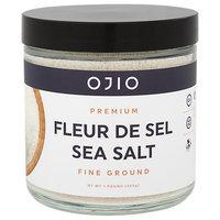 Ojio Gluten Free Premium Fine Ground Sea Salt 16 oz