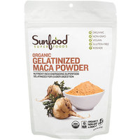 Sunfood Superfoods Organic Gelatinized Maca Powder