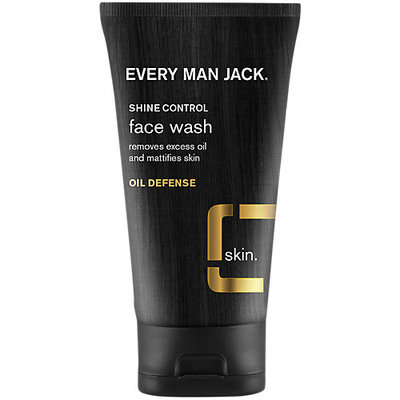 Every Man Jack Shine Control Face Wash Oil Defense