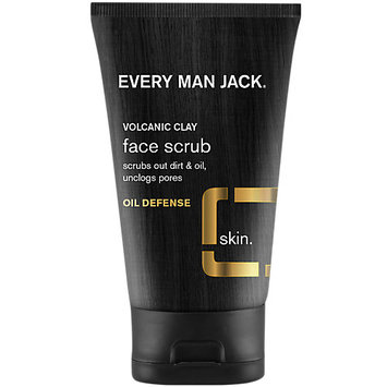 Every Man Jack Face Scrub Oil Defense
