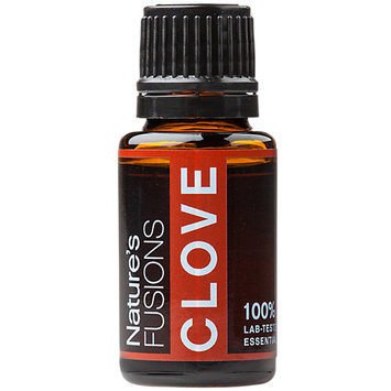 Natures Fusions Nature's Fusions - Clove Therapeutic Essential Oil - 15 ml.