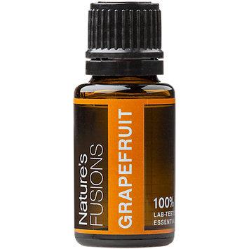 Natures Fusions Nature's Fusions - Grapefruit Therapeutic Essential Oil - 15 ml.