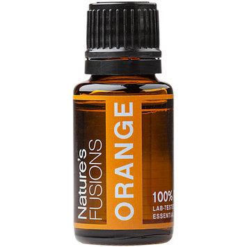 Natures Fusions Nature's Fusions - Orange Therapeutic Essential Oil - 15 ml.