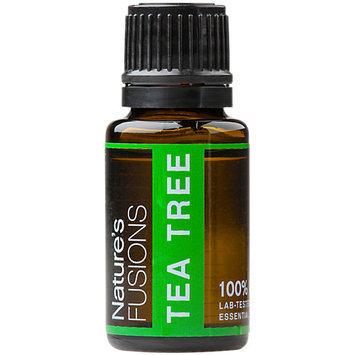 Natures Fusions Nature's Fusions - Tea Tree Therapeutic Essential Oil - 15 ml.
