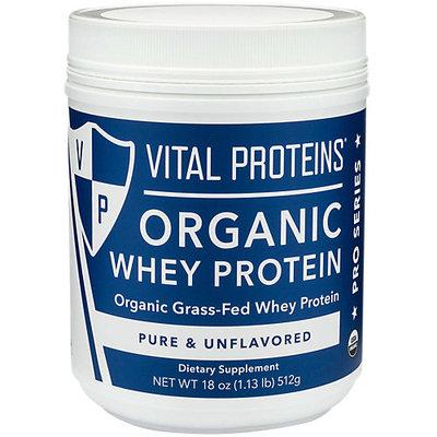 Vital Proteins Vital Organic Whey