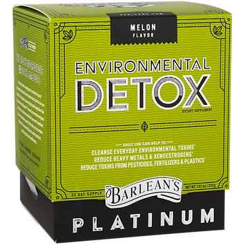 Barleans Environmental Detox Melon Barlean's 7.41 oz Powder