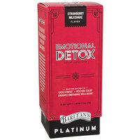 Barleans Environmental Detox Strawberry Milkshake Swirl Barlean's 11.2 oz Liquid