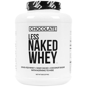 Less Naked Whey