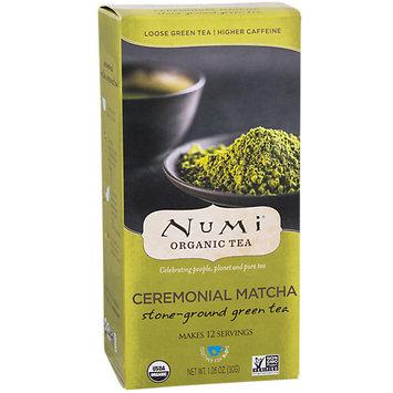 Numi Tea Organic Ceremonial Matcha Tea