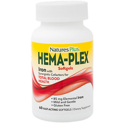 Hemaplex Nature's Plus 60 Softgel