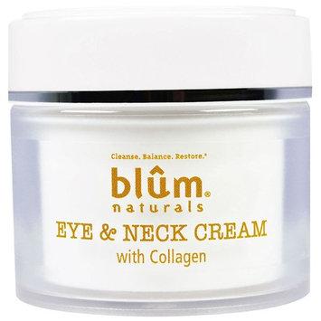 Blum Naturals, Eye & Neck Cream with Collagen, 1 oz (30 ml)
