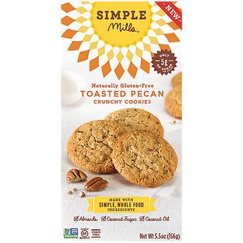 Simple Mills Toasted Pecan Cookies