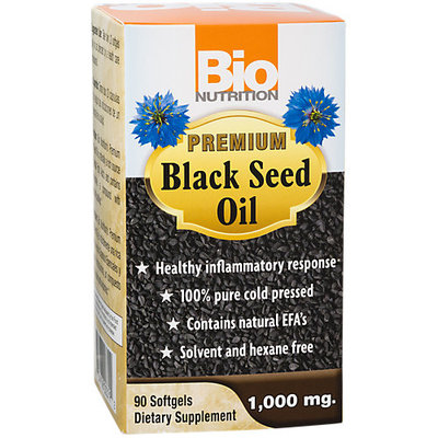 Bio-nutrition Black Seed Oil