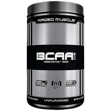 Kaged Muscle BCAA 2:1:1 - 400g Unflavored
