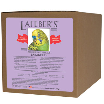 Lafeber's Premium Daily Diet for Parakeets