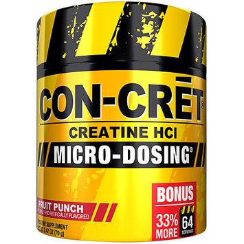 Promera Health ConCret Fruit Punch Creatine HCL