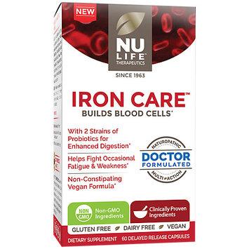Nu Life Iron Care
