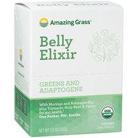 Elixir Belly Blend Amazing Grass 10 Packets Box