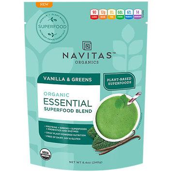 Navitas Naturals Vanilla and Greens Superfood