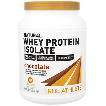 True Athlete True Althete Isolate