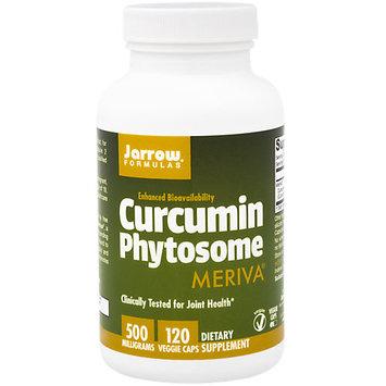 Curcumin Phytosome Jarrow Formulas 120 VCaps