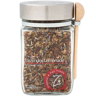 Zhenas Gypsy Tea Organic Lavender Lemonade Gourmet Red
