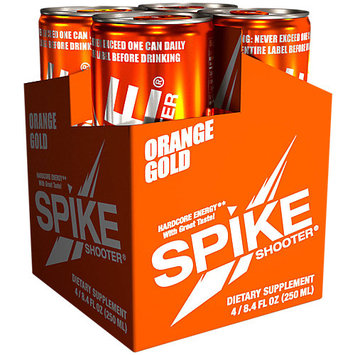 Biotest Spike Orange Gold Shooter