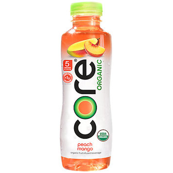 Core Nutrition Core Organic Fruit Infused Peach Mango