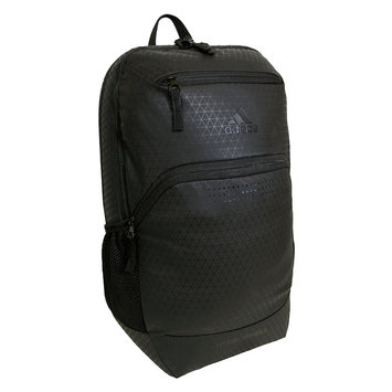 adidas Rumble Backpack Black/Black - adidas Laptop Backpacks