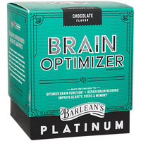 Barleans Brain Optimizer Chocolate Barlean's 6.35 oz Powder