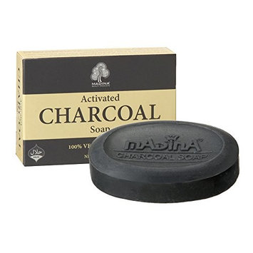 ACTIVATED CHARCOAL SOAP 3.5 Oz Pack of 12