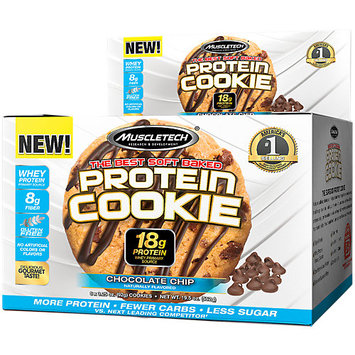 MuscleTech Protein Cookie - 6 Cookies Chocolate Chip