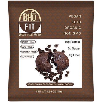 Bhu Fit BHU Double Dark Chocolate Protein Cookie