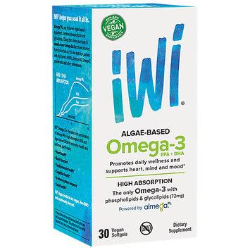 iWi AlgaeBased Omega 3