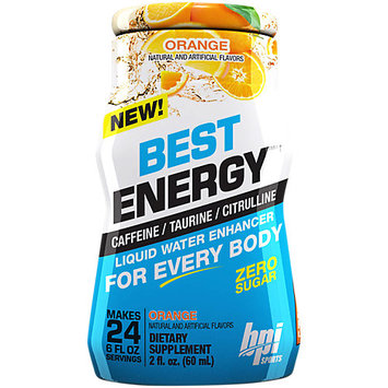 Bpi Sports BEST Energy Orange