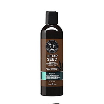 Earthly Body Moroccan Nights Massage & Body Oil 8oz