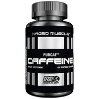 Kaged Muscle Caffeine - 100 Veggie Capsules