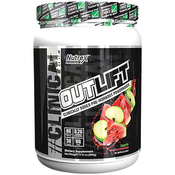 Nutrex Research Outlift Apple Watermelon - 20 Servings
