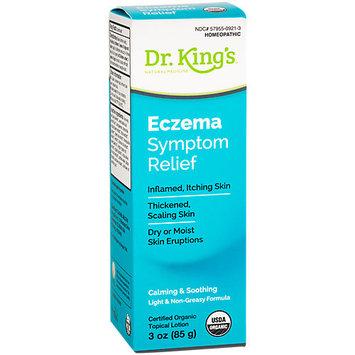 Eczema Symptom Relief Dr King Natural Medicine 3 oz Cream