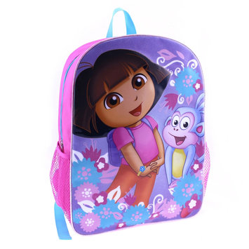 Kohls Dora the Explorer Dora & Boots Backpack - Kids (Pink/Purple)