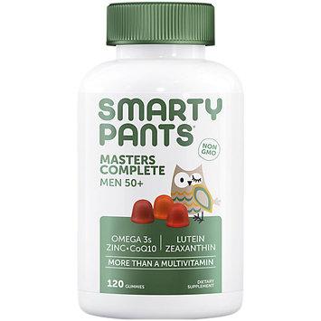Masters 50+ Men's Multivitamin SmartyPants 120 Gummy