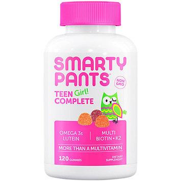 Smartypants 2150662 Gummy Multivitamin Teen Girl Complete - 120 count