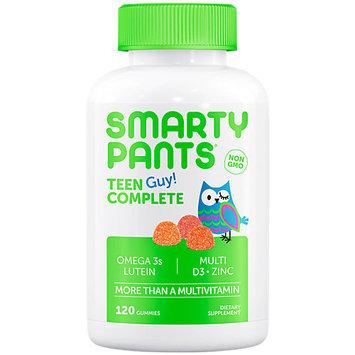 Smartypants 2150647 Gummy Multivitamin Teen Guy Complete - 120 count