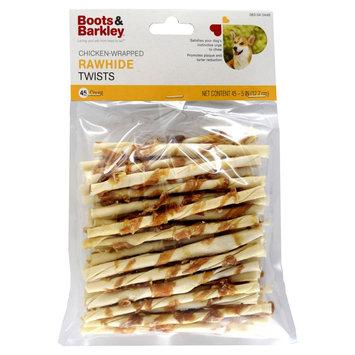 Summma Boots & Barkley Chicken Wrap Rawhide Twist 45ct
