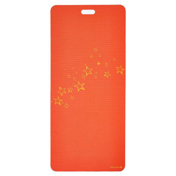 Stott Pilates Kids' Eco Mat - Red Super Starbright (6mm)