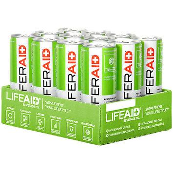 Lifeaid Beverage Company LifeAID GolferAID Perform Blend, 12 - 12 Fluid Ounce Cans