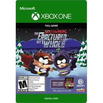 Interactive Communications Xbox One South Park: Fractured But Whole (Email Delivery)