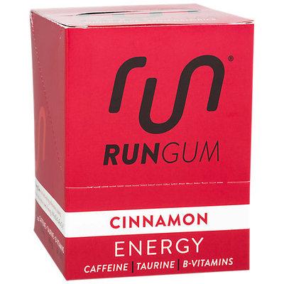 Run Gum - Performance Energy Gum Cinnamon - 12 Packet(s)