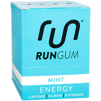 Run Gum - Mint - Pack of 12 - Color: Mint - Size: One Size